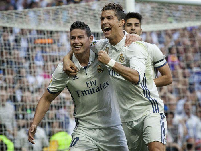 Final de Liga Real Madrid-Sevilla
