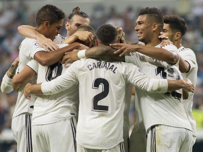 Real Madrid- Leganés