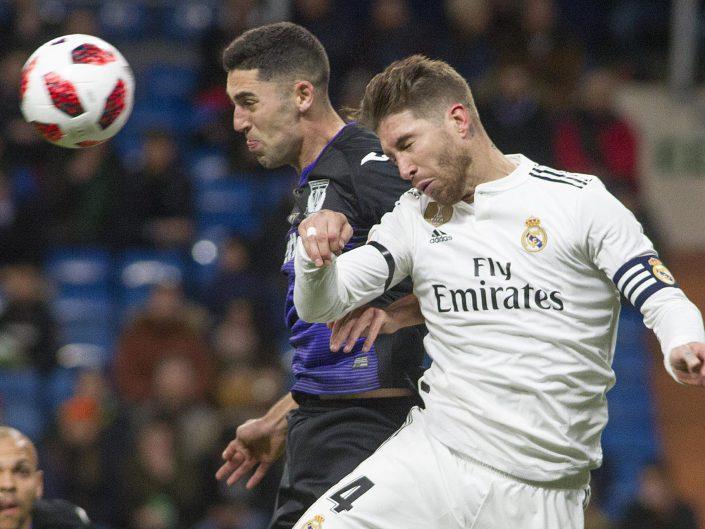 Real Madrid – Leganés