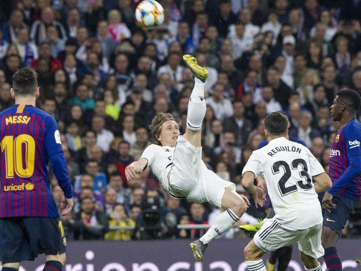 Real Madrid-Barça La Copa
