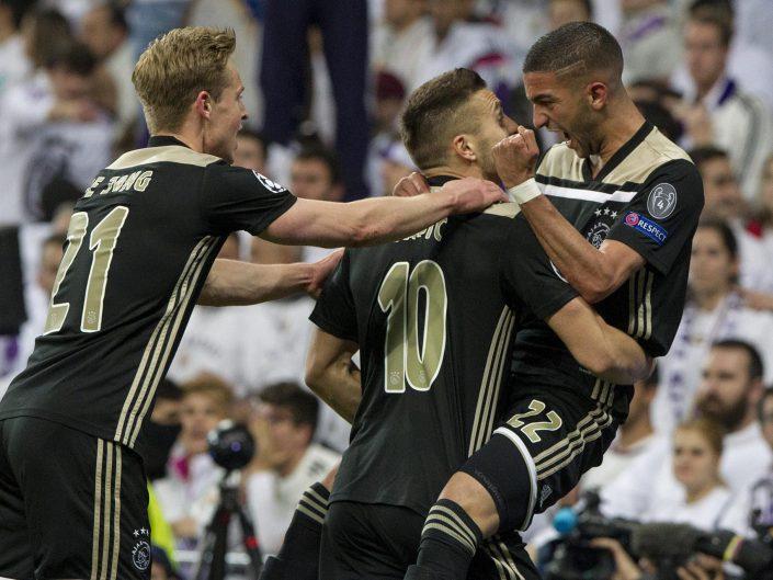 Real Madrid – Ajax