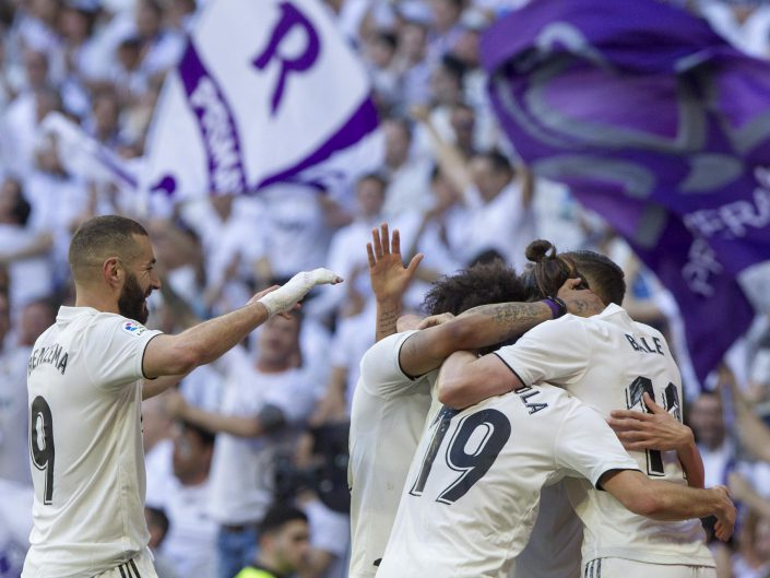 Real Madrid - Celta Liga 18/19