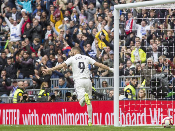 Real Madrid - Ath. Bilbao Liga 18/19