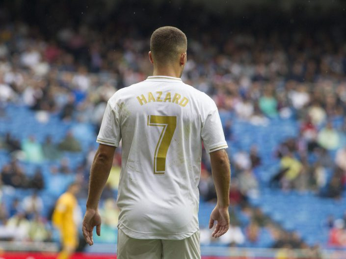 Real Madrid – Levante Liga 19/20