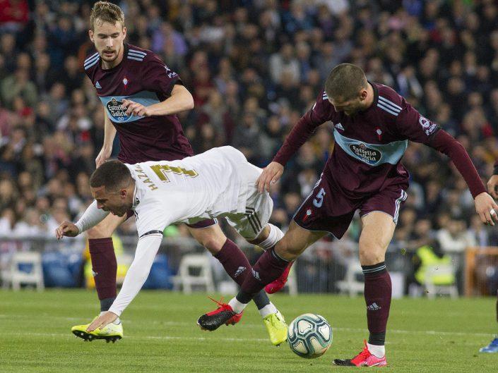 Real Madrid – Celta Liga 19/20